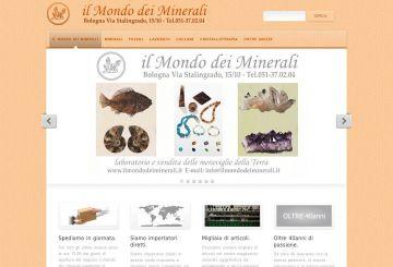 Il mondo dei minerali Bologna