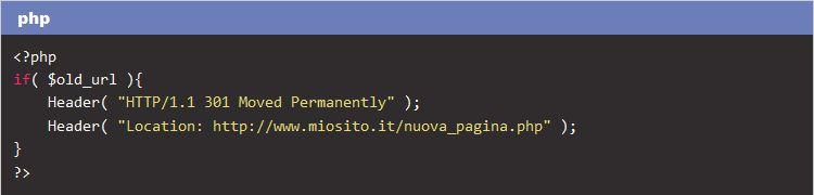 immagine dimostrativa per il nuovo stile per lo snippet di codice